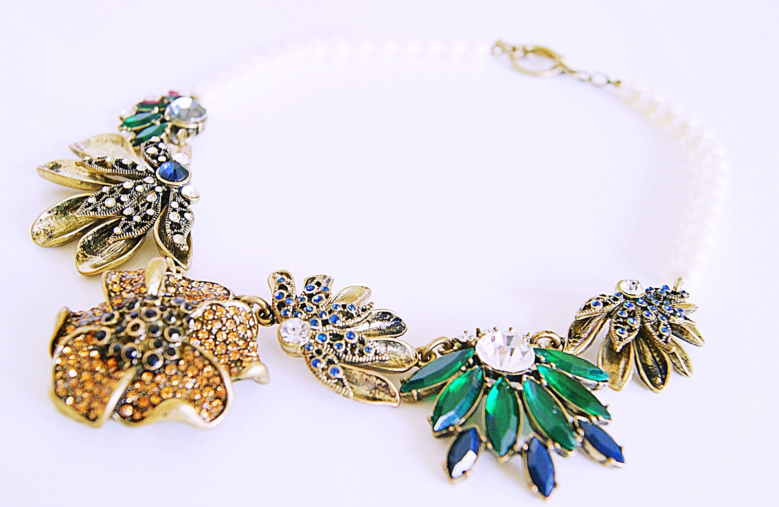 Statement necklace van Happiness Boutique