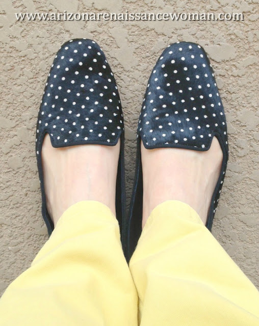 Dolce Vita Brannon Loafer Flats -Stitch Fix #19 Review - March 2016