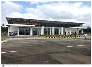 Rute Penerbangan Bandara Maleo Morowali