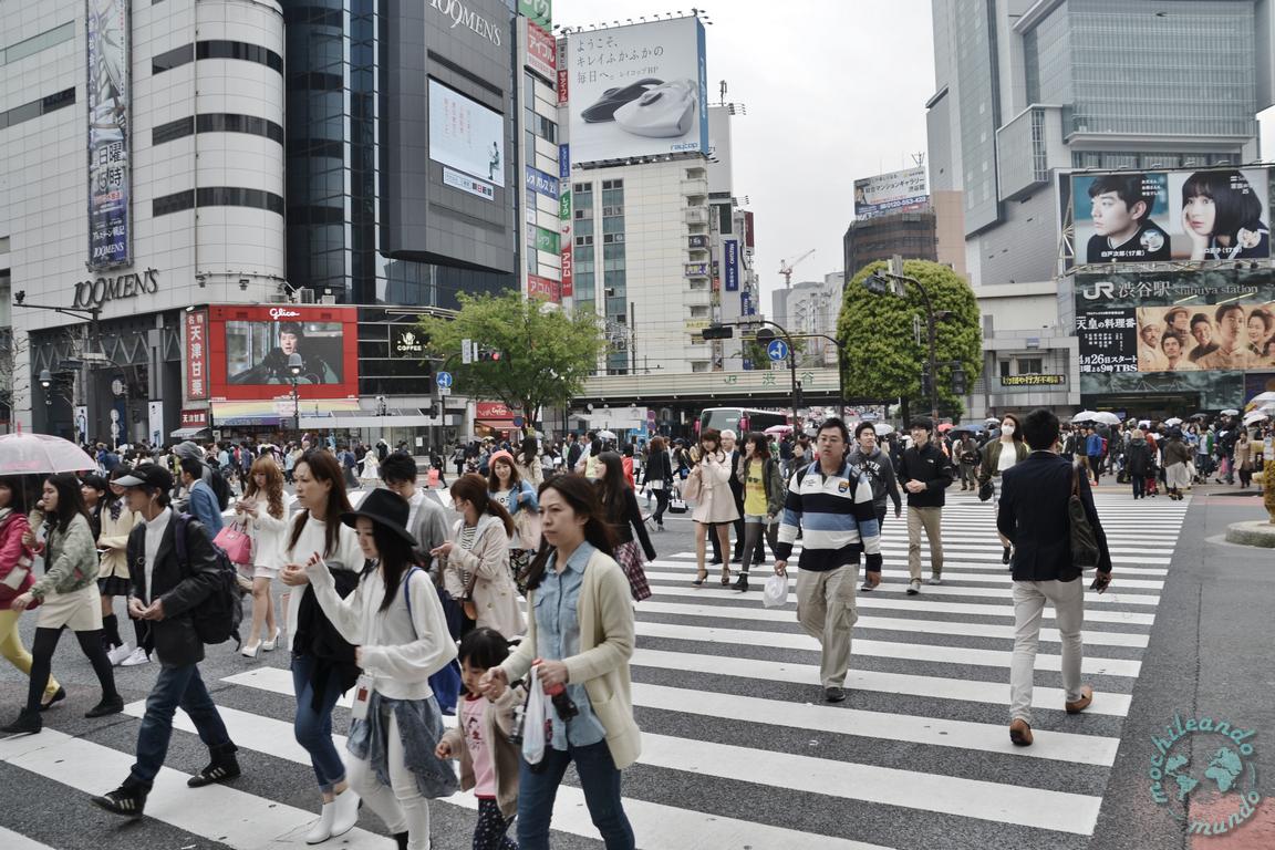 lugares que visitar en Tokio