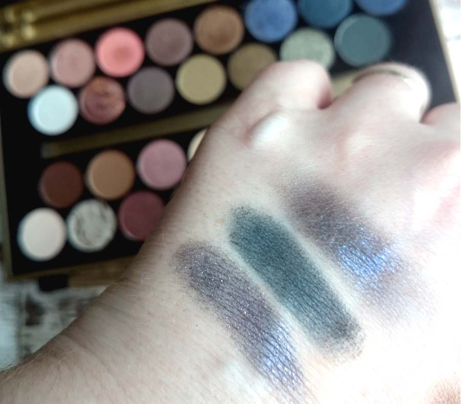 Fortune Favours the Brave Swatches, Beauty Blog, The Style Guide Blog