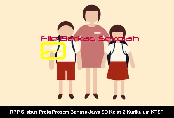 RPP Silabus Prota Prosem Bahasa Jawa SD Kelas 2
