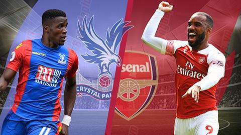 Live Streaming Crystal Palace vs Arsenal EPL 28.10.2018