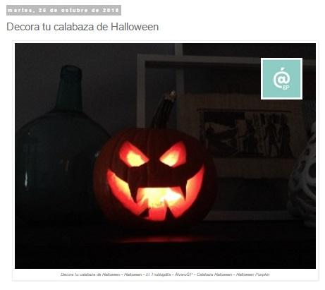 TOP10 en el troblogdita de octubre - Halloween - Pelis para Halloween - Calabaza de Halloween - BSO - La tienda de los horrores - Brunch - Green Street Hooligans - Juegos de Rol - Cromos de los 80s - El Pescador de Montecarmelo - Vida Para María - MIB - MIBers - Social Media - Redes Sociales - el troblogdtia - el fancine - el gastrónomo - ÁlvaroGP