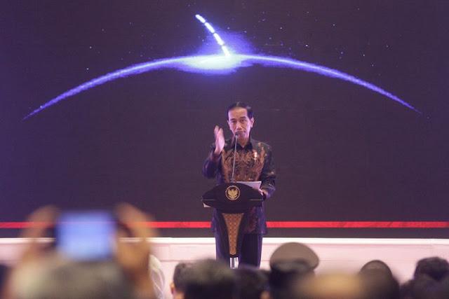 Jokowi: Saya Sudah Katakan, Tembak di Tempat Saja...