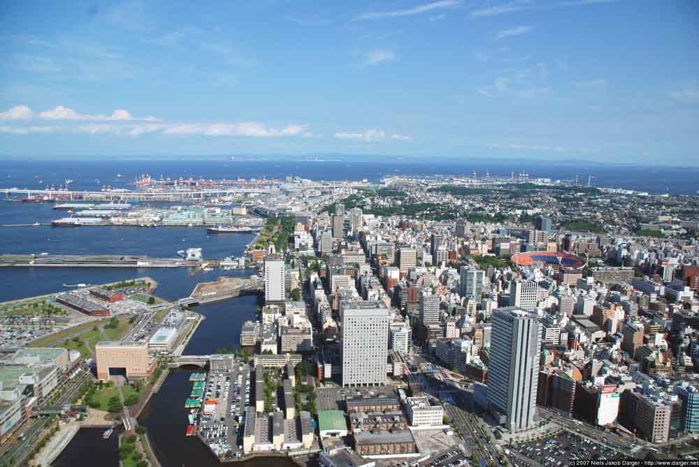 Yokohama (横浜市) | Cidade do Japão