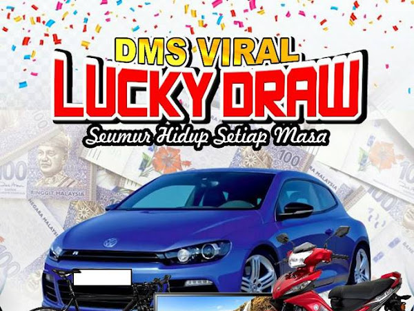 Lucky Draw 20.4.2018
