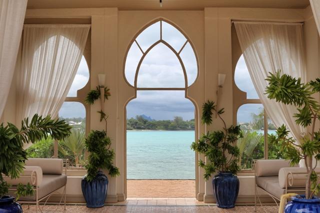 La villa de Ile des Deux Cocos
