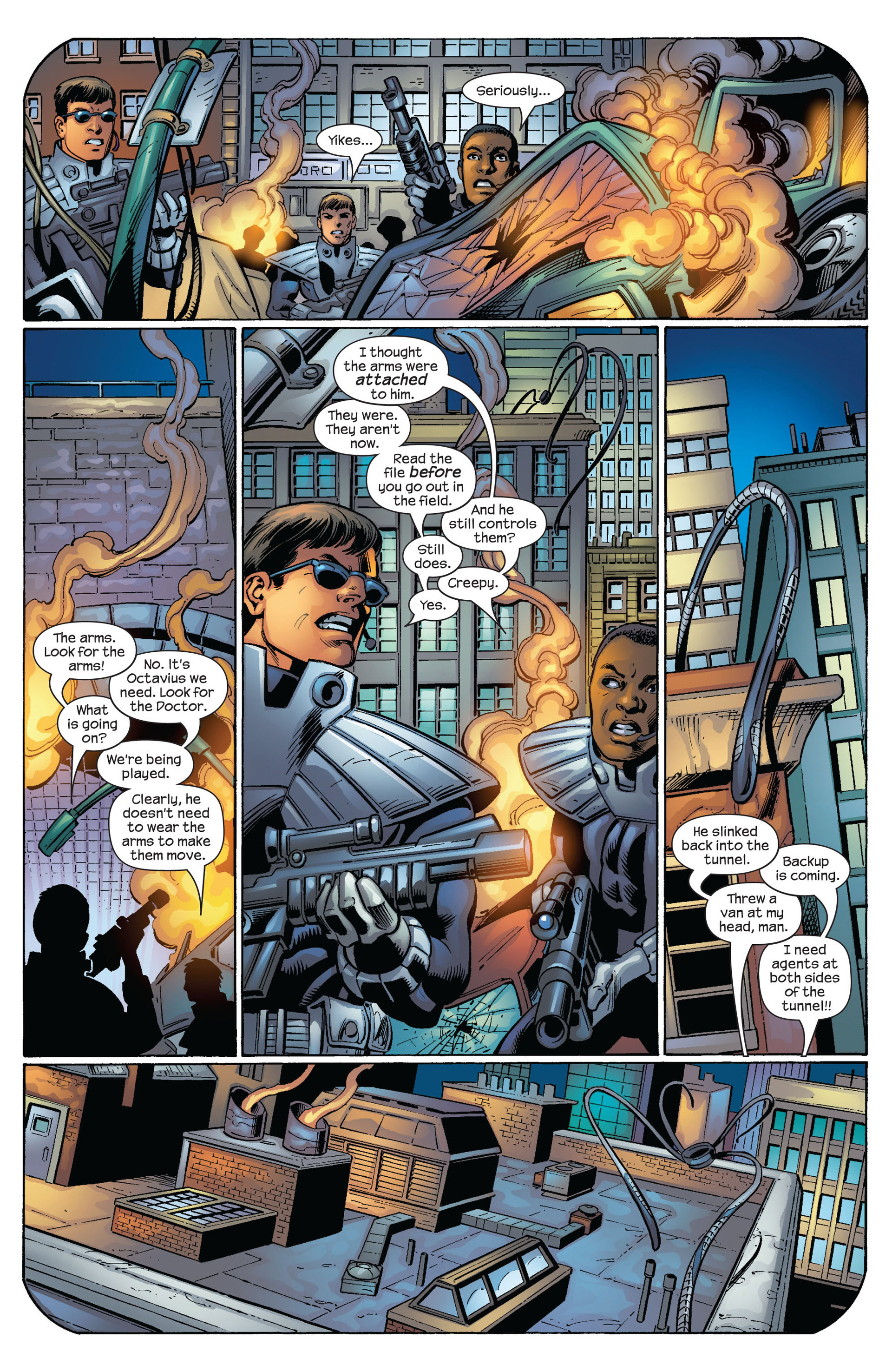Read online Ultimate Spider-Man (2000) comic -  Issue #57 - 12
