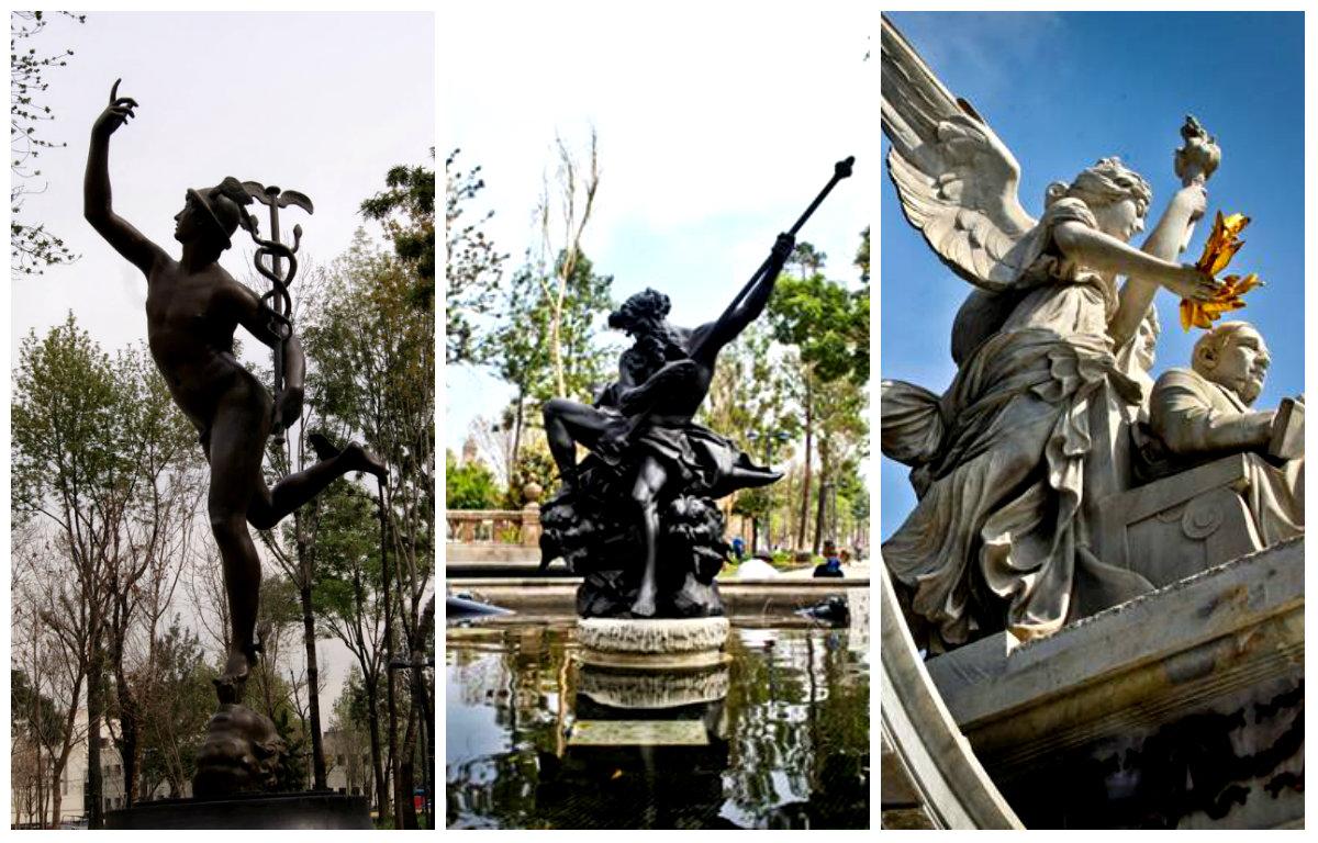 Las 7 maravillosas esculturas de la Alameda Central que debes conocer ya!  6e126ba8f34e