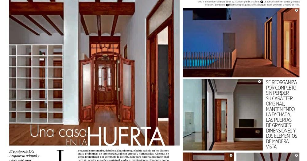 Dg arquitecto valencia en urban vlc dg arquitecto valencia - Arquitectos en valencia ...