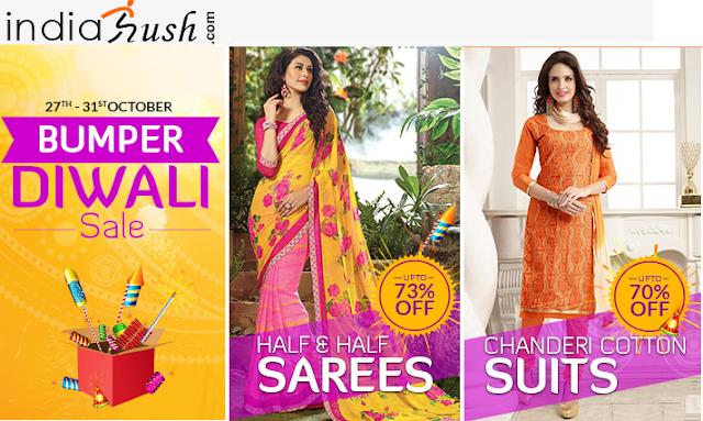 Diwali sale on indiarush
