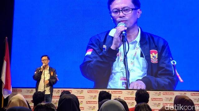 Alumni Perguruan Muhammadiyah Serukan Dukung Jokowi-Kiai Ma'ruf