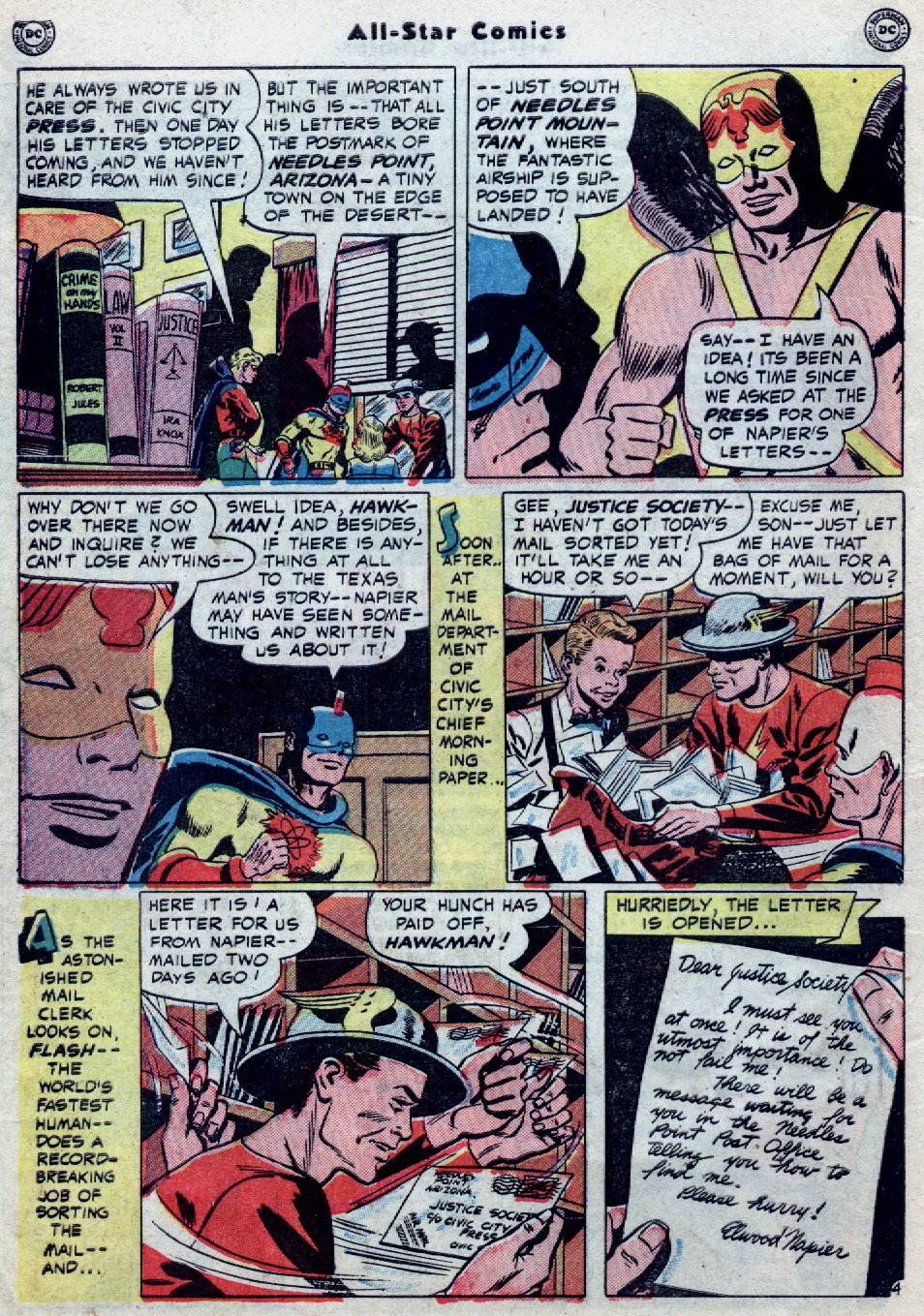 Read online All-Star Comics comic -  Issue #55 - 6
