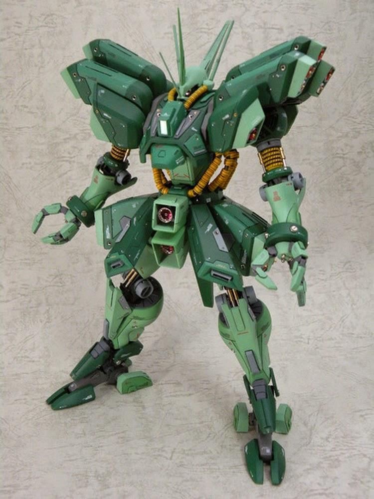 "Custom Build: 1/144 Hamma Hamma ""Detailed"" - Gundam Kits ..."