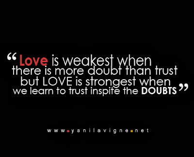 Quotes About Love And Trust Amazing Quotes