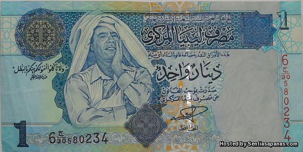 Dinar Libya