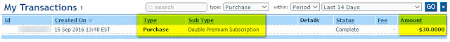 premium clixsense upgrade compra purchase