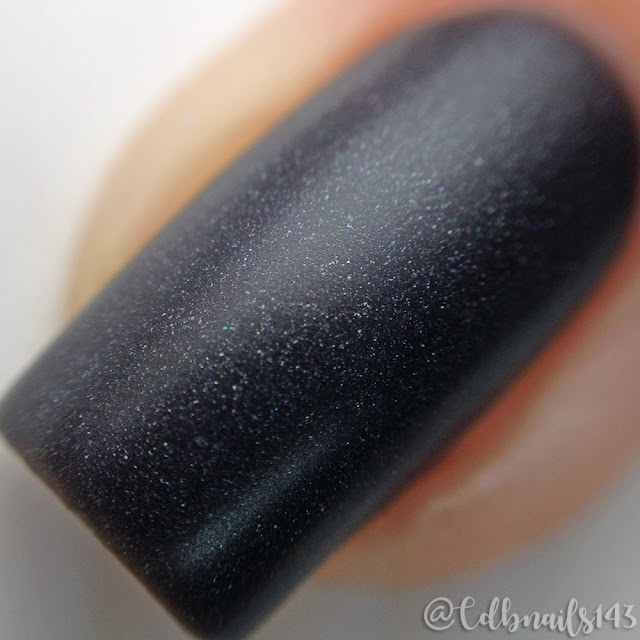 Poetry Cowgirl Nail Polish-To The Chalkboard