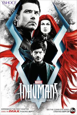 Póster de Inhumans