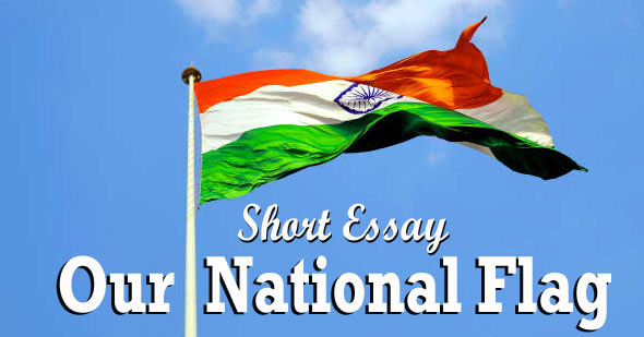 Our National Flag Essay