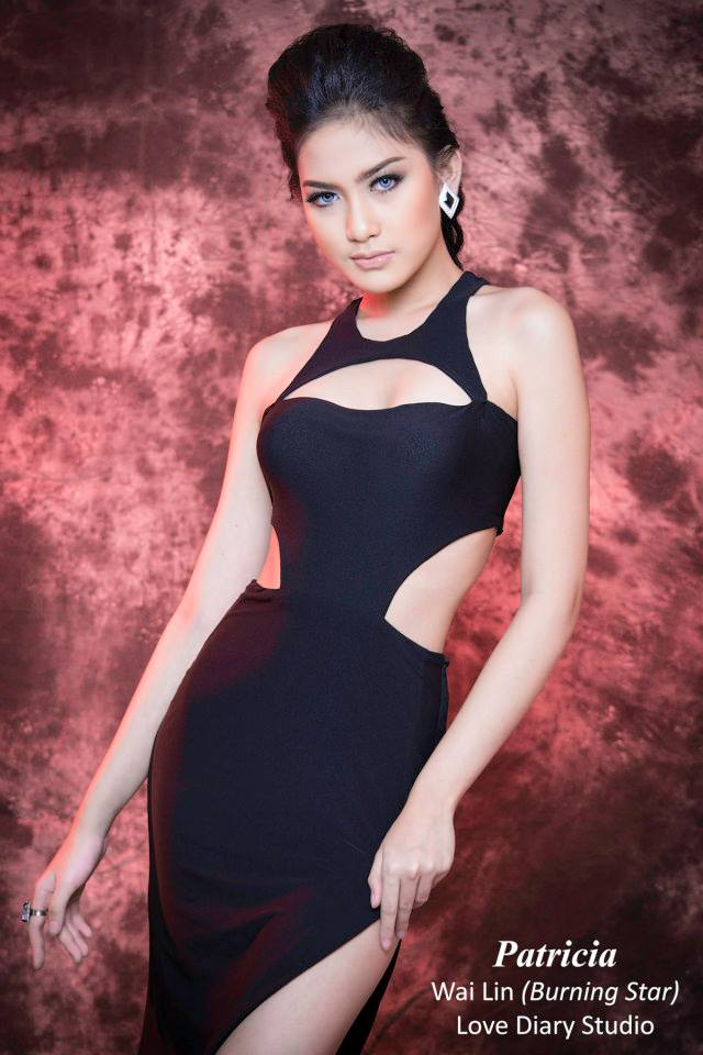 Myanmar Photo Model