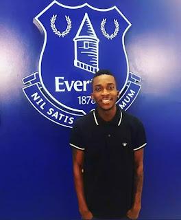Henry Onyekuru Signs for Everton