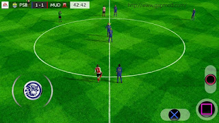 Download FTS Mod FIFA 17 PERSIB by Ach Fachrizal Android