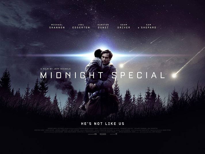 Póster: Midnight Special