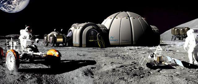Base Lunar: Possibilidade ou Delírio?