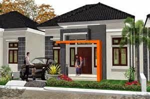 Full Model Desain Rumah Minimalis Ukuran 45 Modern Rumah Minimalis