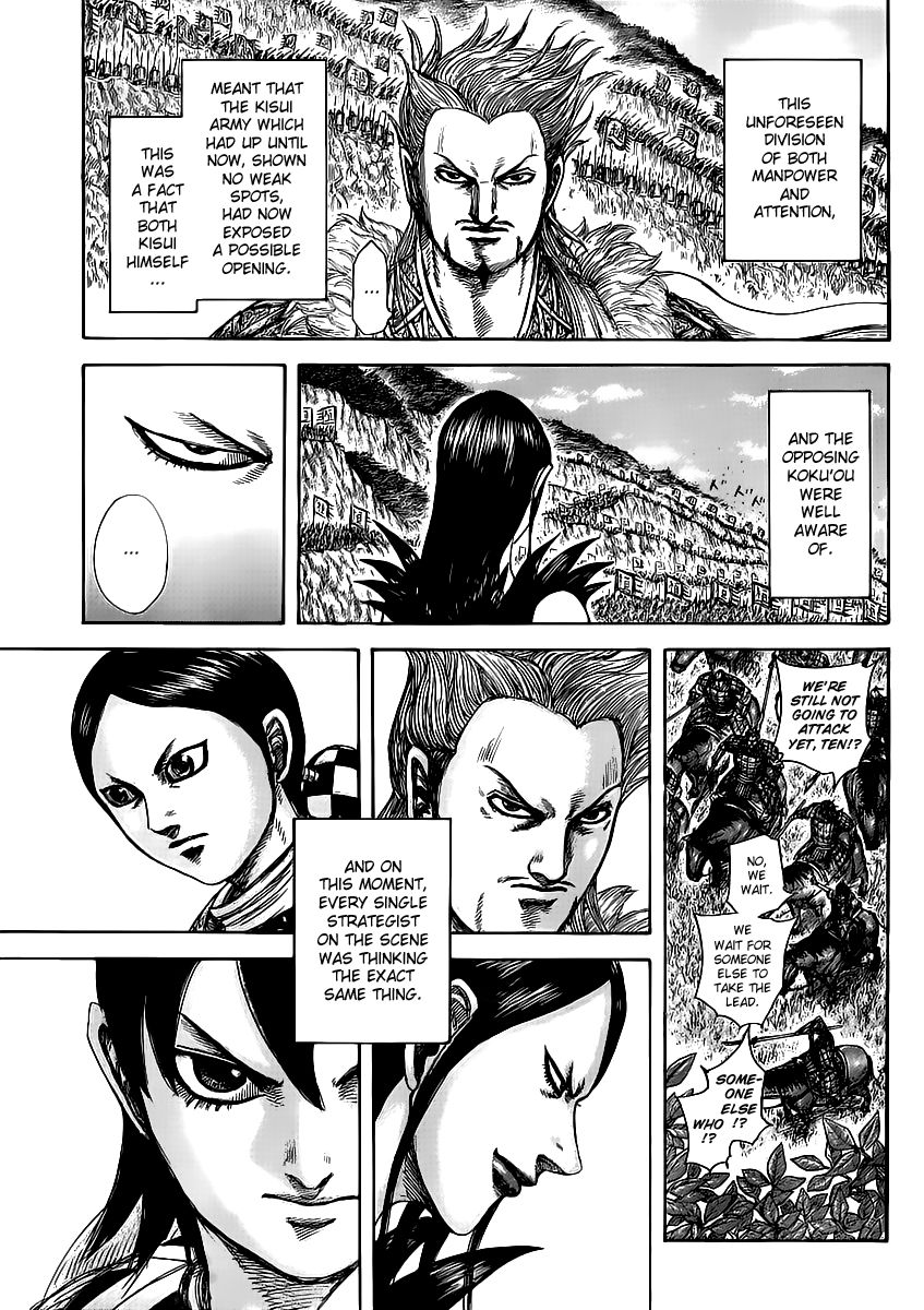 Kingdom - Chapter 464