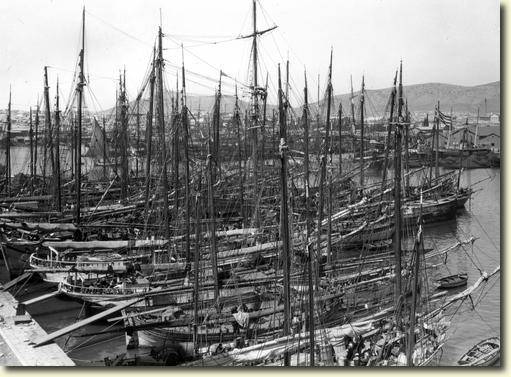 1932: Το καΐκι  «Καλλιόπη» που ξεκίνησε για Πόρτο Χέλι και έφτασε στη... Βεγγάζη!!!