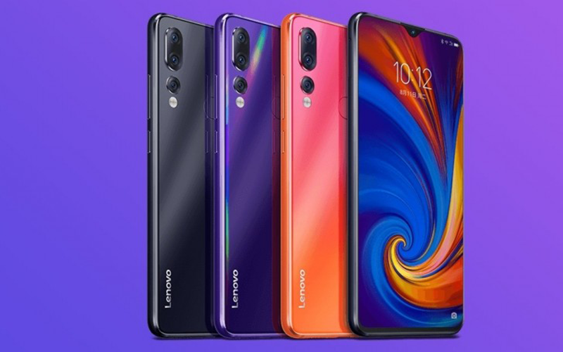 Lenovo Z5s comes with a triple-camera setup at the back