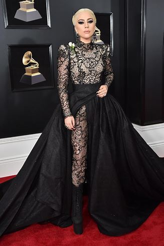 Lady Gaga in Armani