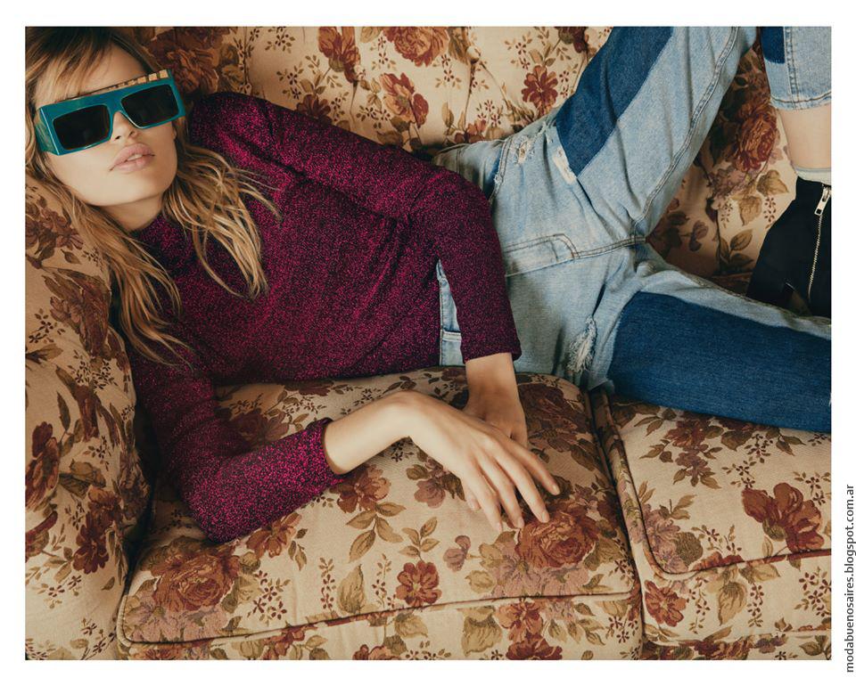 Pantalones invierno 2016 Complot moda juvenil invierno 2016.