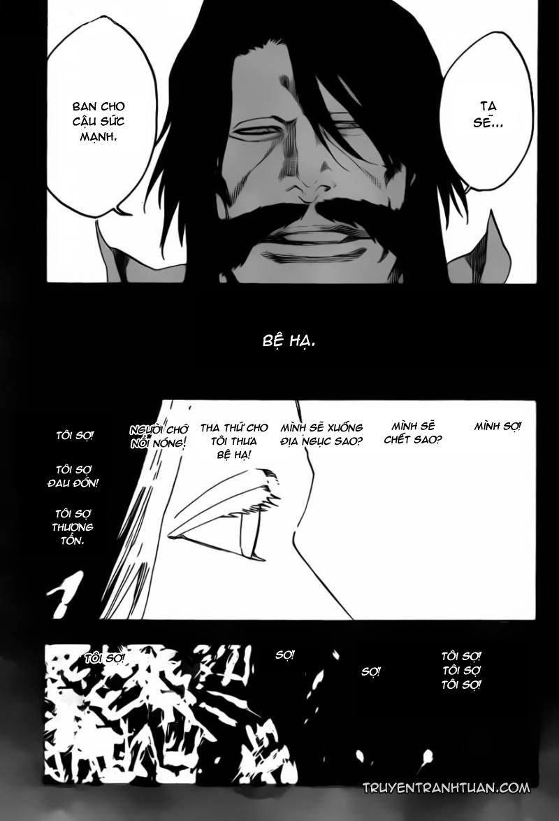 Bleach chapter 570 trang 5