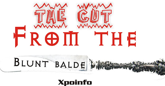 The Cut from the Blunt Blade - xpoinfo