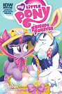 My Little Pony Friends Forever #4 Comic Cover Hastings Variant