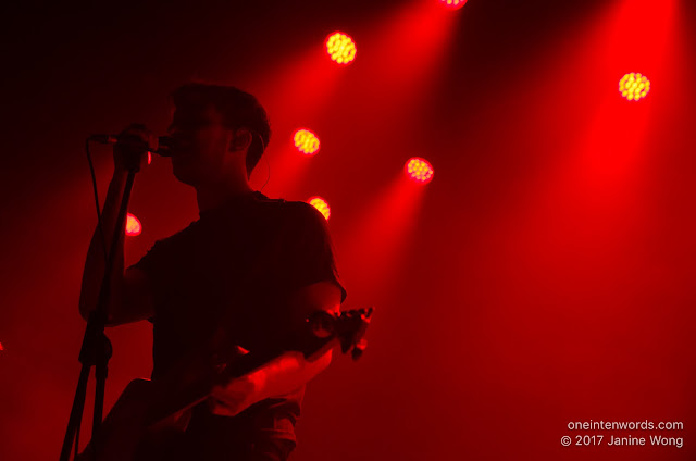Two Feet at The Mod Club on April 3, 2017 Photo by Janine Wong for One In Ten Words oneintenwords.com toronto indie alternative live music blog concert photography pictures