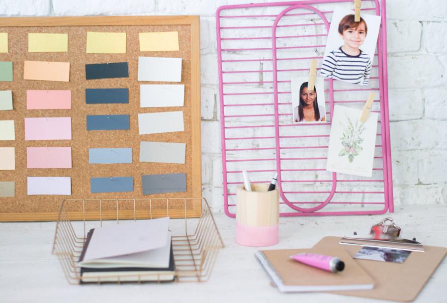 Diy para organizar tu escritorio