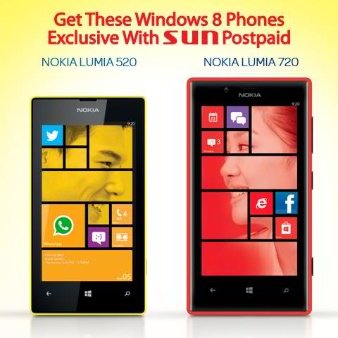 Get the nokia lumia from sun cellular great plan for Sun mobile plan