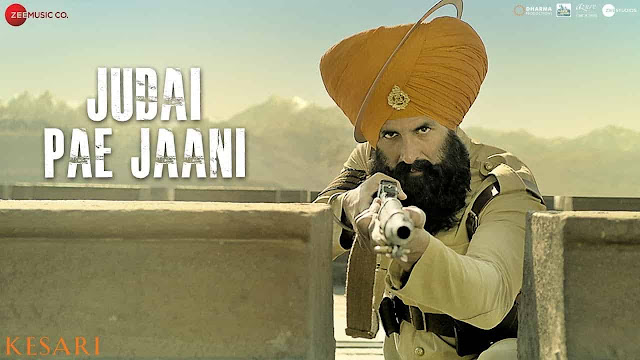 Judai Pae Jaani Lyrics - Kesari | Yuvraj Hans