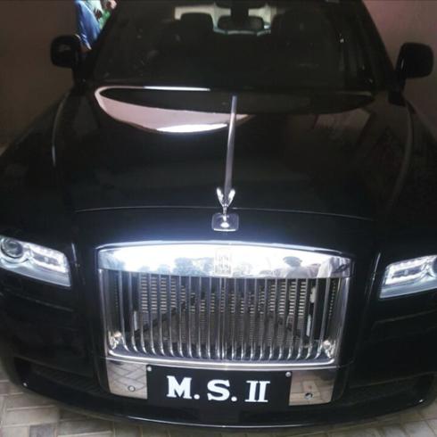 Emir of Kano acquires Rolls Royce Phantom