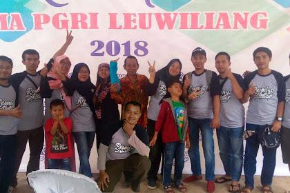"Reuni Akbar SMA PGRI Leuwiliang ""30 Tahun Temu Kangen"""