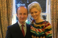 UKIP's 953rd leader with current girlfriend