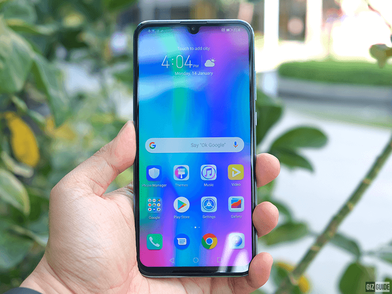 Honor 10 Lite Unboxing and First Impressions