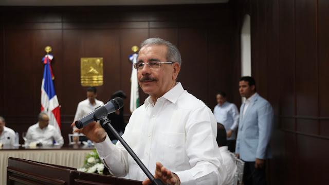 VIDEO: Danilo Medina vaticina un 2018 de muchos logros para los dominicanos