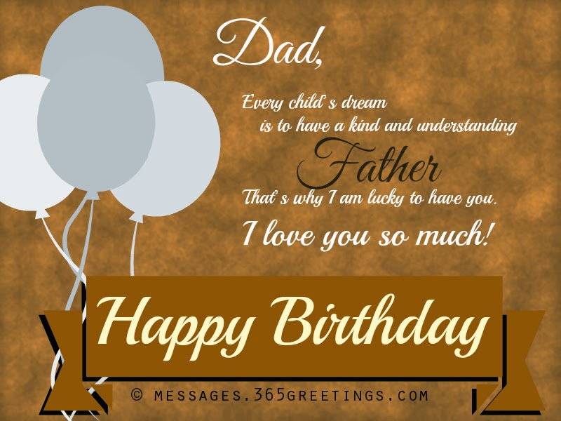 All Wishes Message Greeting Card And Tex Birthday Greetings For Father Page 02