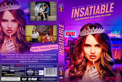 CARATULA - [SERIE DE TV] INSATIABLE - 2018